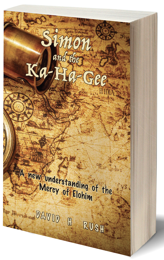 Simon and the Ka Ha Gee 3D Book Cover croped